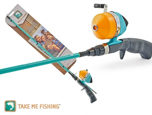 South bend take me fishing spincast combo wholesale live for Take me fishing