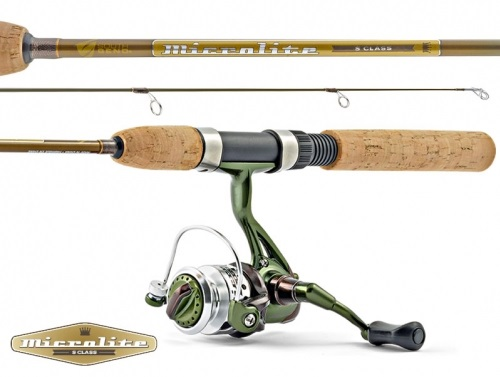 South Bend Microlite S Class Spinning Combo