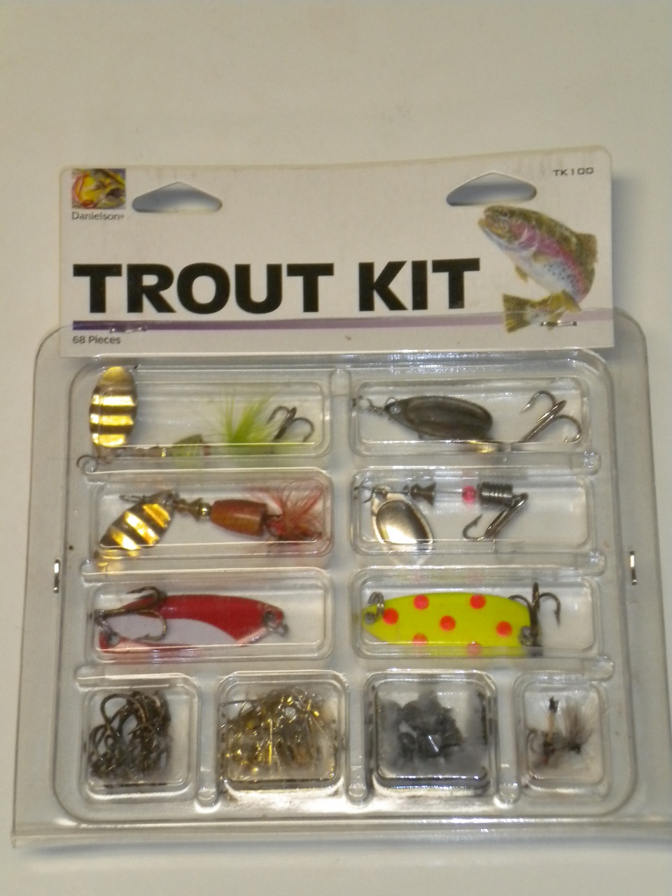 Trout kit wholesale live bait for Cheap fishing lures bulk